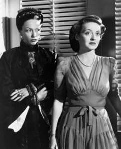 "Gale Sondergaard and Bette Davisin ""The Letter,"" 1940. - Image 0701_1237"