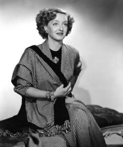"""Bette DavisPhoto for """"June Bride"""" 1948. - Image 0701_1293"""