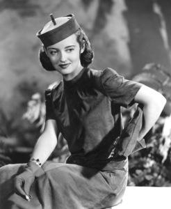 Bette Davis, 1938. - Image 0701_1328