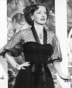 "Bette Davis in""June Bride,"" 1948. - Image 0701_1332"