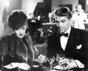 "Bette Davis, Ronald Reaganin ""Dark Victory,""  1939. - Image 0701_1336"