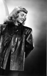 Bette Davis, 1941.Photo by Elmer Fryer - Image 0701_1340