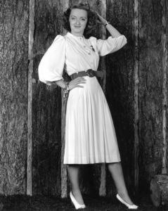 Bette Davis, 1940.Photo by Scotty Welbourne - Image 0701_2001
