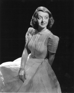 "Bette DavisWardrobe Test for ""The Great Lie"" 1941.Photo by Bert Six - Image 0701_2004"
