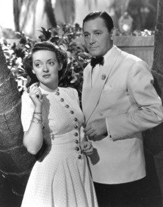 "Bette Davis, Herbert Marshall""The Letter,"" 1940. - Image 0701_2154"