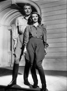 "Bette Davis, George Brent""The Great Lie""1941 / WarnerPhoto by Bert Six - Image 0701_2155"