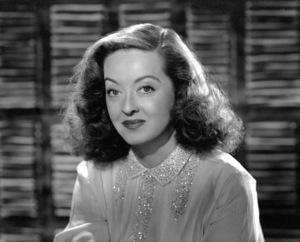 Bette Davis, c. 1950.Photo by Paul Hesse - Image 0701_2157
