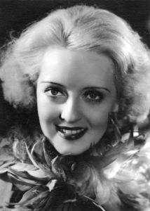 Bette Davis, 1934.Photo by Elmer Fryer - Image 0701_2165