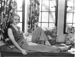 Bette Davis, c. 1934.**R.C. - Image 0701_2184