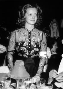 Bette DavisC. 1940**I.V. - Image 0701_2199