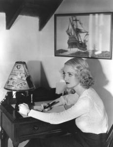 Bette Davis, c. 1934.**R.C. - Image 0701_2208