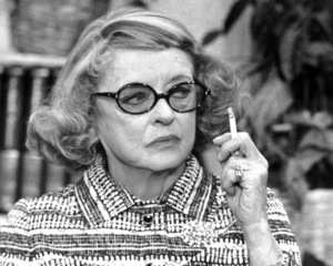 Bette Davis, c. 1979.Photo by Gabi Rona - Image 0701_2211