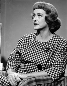 Bette Davis, 1966 © 1978 Chester Maydole - Image 0701_2216
