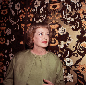 Bette Daviscirca 1960s © 1978 Bernie Abramson - Image 0701_2235