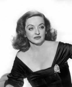 """""""All About Eve"""" Bette Davis in a dress designed by Edith Head1950 20th Century Fox** I.V. - Image 0701_2264"""