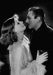 Greta Garbo, John BarrymoreFilm Set/MGMGrand Hotel (1932)Photo by George Hurrell - Image 0702_0017