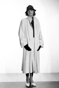 Greta GarboSeptember 10, 1934Photo by C.S. Bull** I.V. - Image 0702_0118