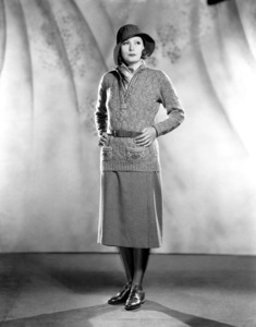 Greta GarboAugust 18, 1930Photo by C.S. Bull** I.V. - Image 0702_0119