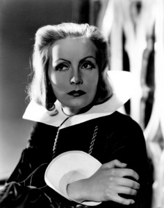 """Greta Garbo in """"Queen Christina,""""1933/MGM.Photo by Clarence S. Bull - Image 0702_0284"""