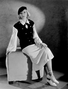 """Greta Garbo in """"As You Desire Me,""""1931/MGM.Photo by Clarence S. Bull - Image 0702_0298"""