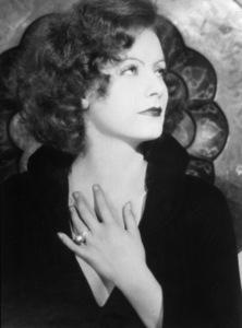 Greta Garbo, c. 1930.Photo by Ruth Harriet Louise - Image 0702_0303