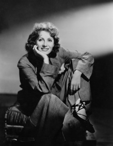 Greta Garbo1941Photo by Clarence Sinclair Bull - Image 0702_0328