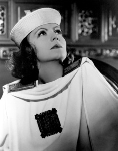 """Greta Garbo in """"The Painted Veil,""""1934/MGM.Photo by Clarence S. Bull - Image 0702_0741"""