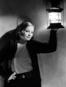 Greta Garbo, c. 1932. - Image 0702_0771