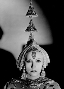 "Greta Garbo in ""Mata Hari,""1931.Photo by Clarence S. Bull - Image 0702_0775"