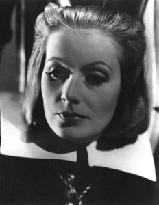 """Greta Garbo in """"Queen Christina,""""1933/MGM.Photo by Clarence S. Bull - Image 0702_0817"""