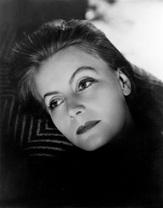 """Greta Garbo in """"Two Faced Woman,"""" 1941.Photo by Clarence S. Bull**R.C. - Image 0702_5040"""