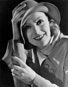 "Greta Garbo for ""Inspiration,"" 1930. Photo by Clarence S. Bull **R.C. - Image 0702_5041"