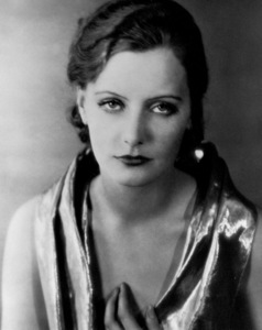"""The Torrent,"" Greta Garbo.1926.Photo by Ruth Harriet Louise**R.C. - Image 0702_5048"