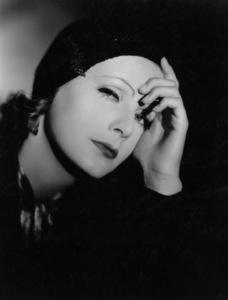 Greta Garbo, Metro-Goldwyn-Mayer, Photo By Clarence Sinclair Bull, **I.V. - Image 0702_5086