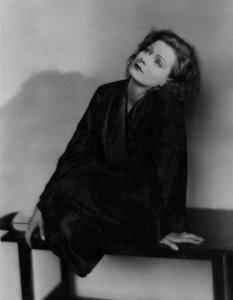 Greta Garbo, Metro-Goldwyn-Mayer, Photo By Russell Ball, **I.V. - Image 0702_5087