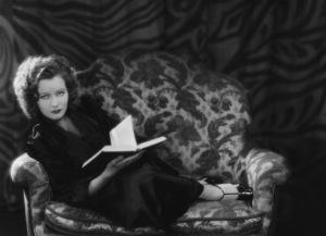 Greta Garbo, Metro-Goldwyn-Mayer, Photo By Ruth Harriet Louise, **I.V. - Image 0702_5088