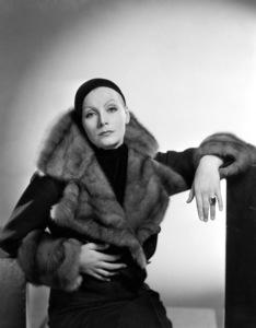 Greta GarboNovember 19, 1931** I.V. - Image 0702_5111