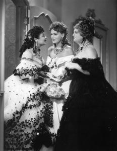 """""""Camille""""Lenore Ulric, Greta Garbo, Laura Hope Crews1936 MGM** B.L. - Image 0702_5121"""