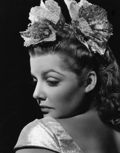"""Ann Sheridan in """"Navy Blues""""1941Photo by Welbourne - Image 0703_0292"""