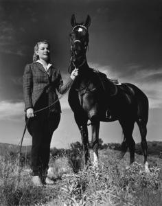 Ann Sheridan 1940 Photo by Elmer Fryer - Image 0703_0842