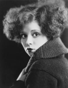 Clara Bow c. 1924 Photo by Witzel **I.V. - Image 0704_0387