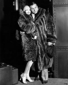 Clara Bow and Harry Richman1929** I.V.  - Image 0704_0452