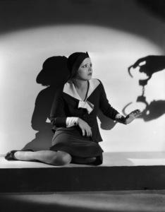 """Clara Bow in """"Kick In""""1931** I.V. - Image 0704_0460"""