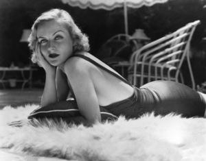 Carole Lombardcirca 1936Photo by C.S. Bull - Image 0705_0014