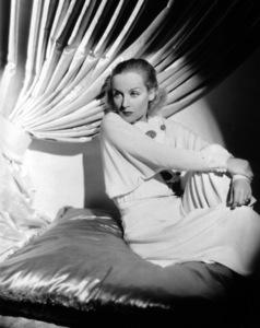 Carole Lombard, c. 1936. - Image 0705_0035