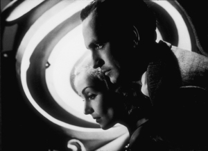 """Carole Lombard and Fredric March in """"Nothing Sacred,"""" 1937. © 1978 Ted Allan MPTV"""