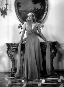 Carole Lombard, c. 1940. © 1978 James Doolittle*K.K.* - Image 0705_2174