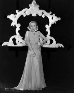 Carole Lombard circa 1940s** I.V. - Image 0705_2257