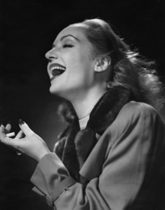 Carole Lombard circa 1941** I.V. - Image 0705_2261