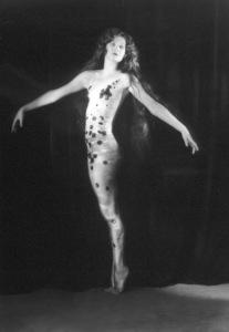 Melva Cornell, 1928.Photo by Edwin Bower Hesser - Image 0708_0207